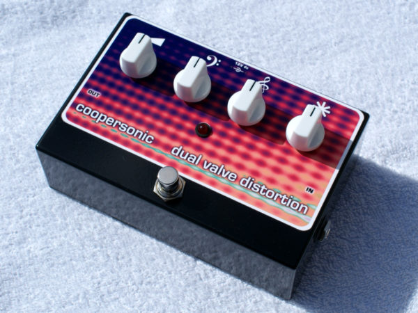 Coopersonic Dual Valve Distortion