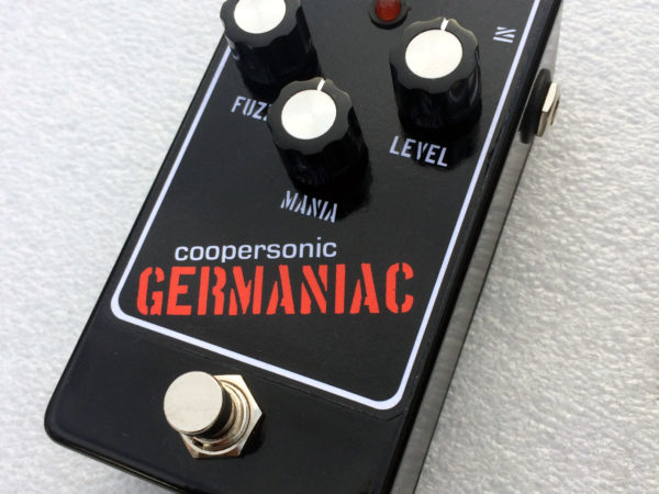 Coopersonic Germaniac
