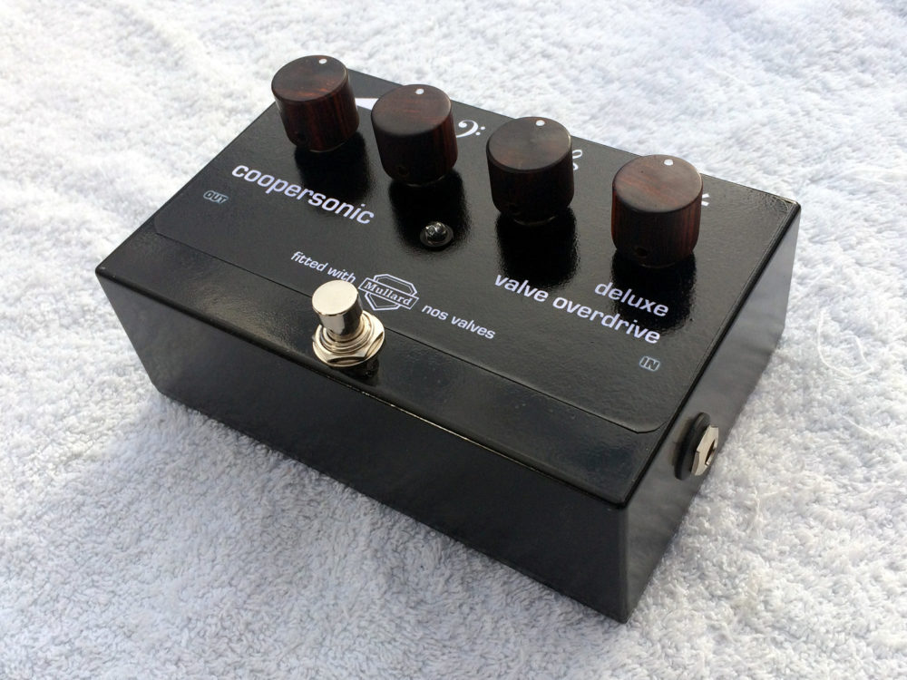 Deluxe Valve Overdrive