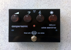 Coopersonic Deluxe Valve Overdrive